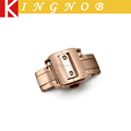18mm 21mm Stainless Steel Deployant Clasp Buckle Rose Gold Watch clasp watch deployment clasp