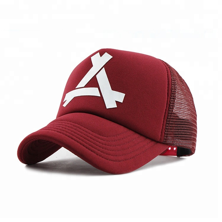 red printed logo baseball cap.jpg