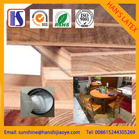 Good bond strength water based glue ,wood adhesive for furniture, box and paper