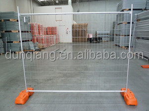 Removable fence,temporary fence panels hot sale,temporary fence panel