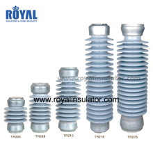 Ansi TR 216 66kV ceramic station post insulator/porcelain insulator