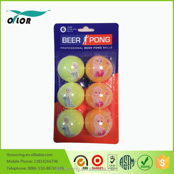 Hot Selling Table Tennis Balls For Fun For Game