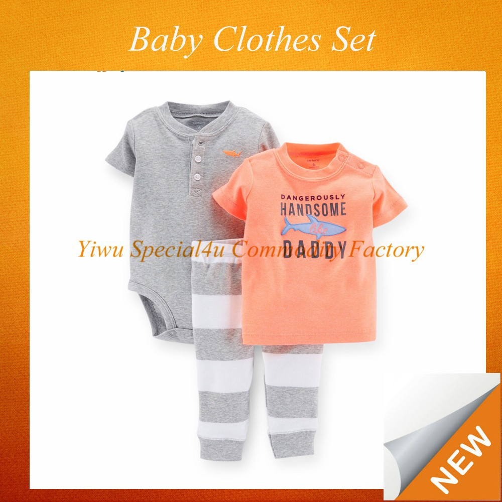 Importing clothes from china factory price manufacturer wholesale carters baby clothes CLBD-330