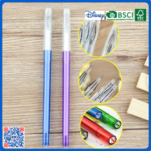 2016 personalized colourful promotional ballpen manufacturer for children