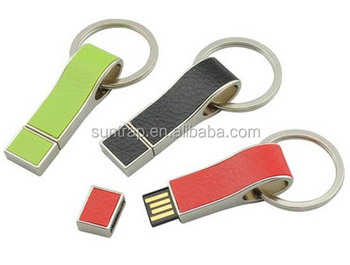 hot sell Cheap Leather USB