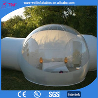 bubble tent for sale / inflatable clear bubble tent