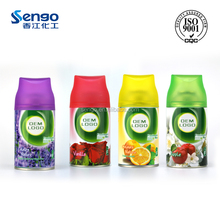 hot sale flower scent aerosol refill air freshener for household use