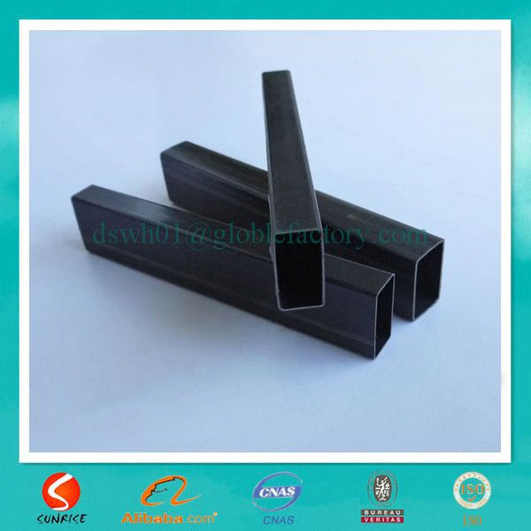 Rectangular Hollow Section Steel,Square Hollow Mild Steel Tubular Weight
