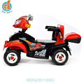 WDHZB1188S 12V Battery Powered 4 Electric Bike Car For Kids Children Toys Car