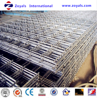 16 gauge galvanized welded wire mesh /welded wire fence