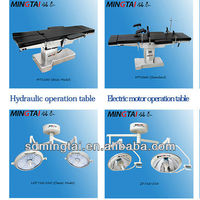 surgical table,MT2000E Electro anorectal section and urology department operation table
