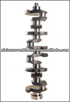 Deutz engine crankshaft F6L912 crankshaft with 6 cylinder