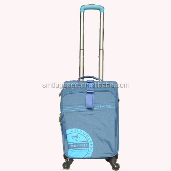 Discount Soft Light Weight Fabric Suitcase
