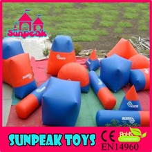 BK-025 Sunpeak Kids Outdoor Play Games Bunker Wholesale Paintball