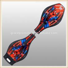 Colorful best selling wave board street surfing snake board