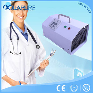 CE RoHS approved 220v medical ozone generator for water treatment for sale