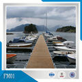 Aluminium Structure Floating Dock