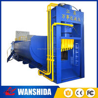 630Tons Hot Sale Heavy Metal Scrap Hydraulic Baler And Shear