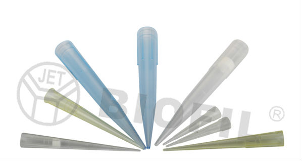 0.1-10ul Natural Pipette Tips