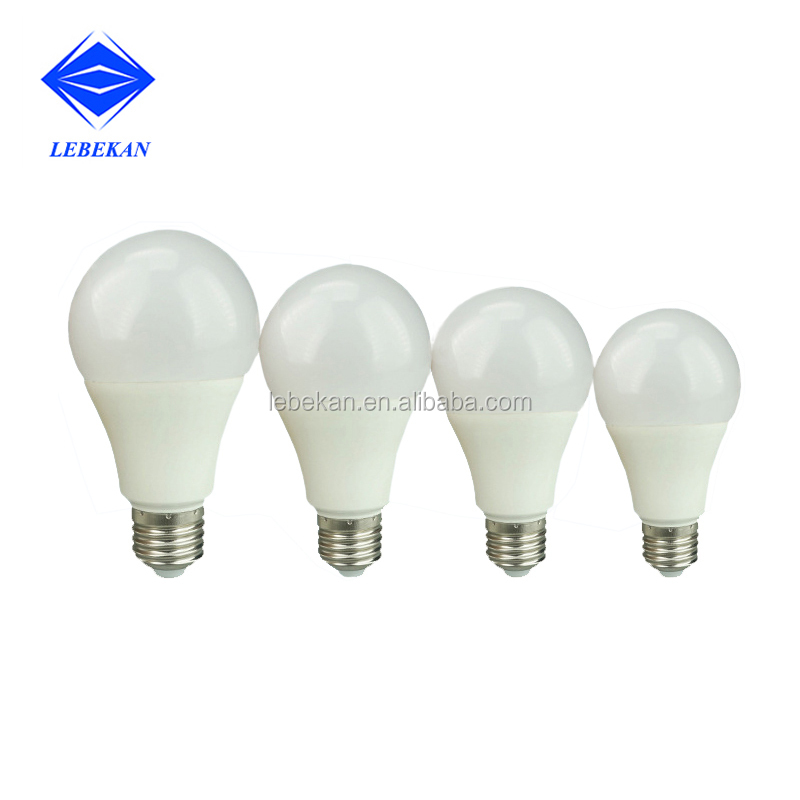 New Arrival Super Bright CE led bulb 7w e27 Aluminum Cool white