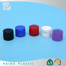 15/410 20/410 plastic bottle flip top cap/lid/screw cap