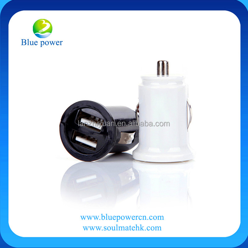 Electric Type power adapter car charger fashion mobile phone accessory