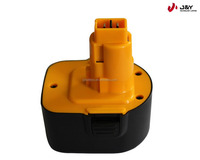 good quality Dewalt Ni-MH replacement battery pack 12V power tool rechargeable battery
