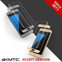 KMTC New 3D 9H Mirror Screen Protector For S7 Edge