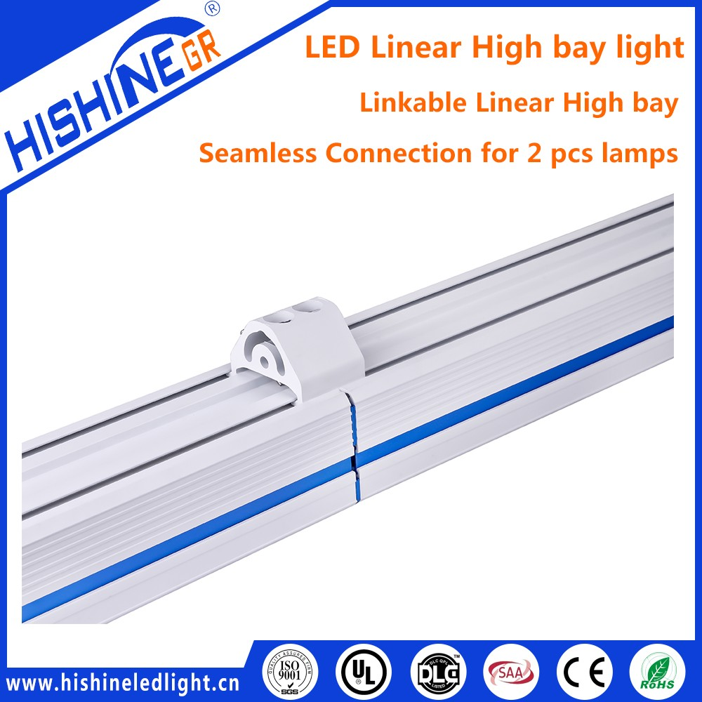 Private mode 50W led linear strips light with 170lm/W for indoor lighting
