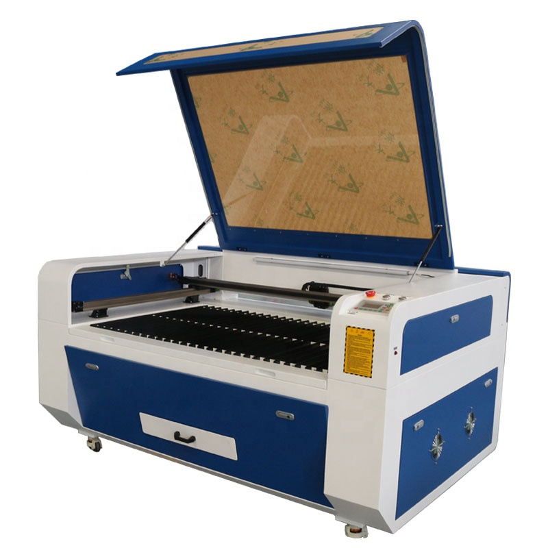 1400*900 laser engraving machine for wood acrylic plastic rubber MDF <strong>paper</strong>/co2 laser cutter with 80w laser power