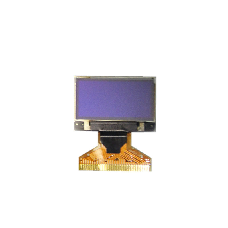 128x64 resolution white color 0.96 inch oled display lcd screen module