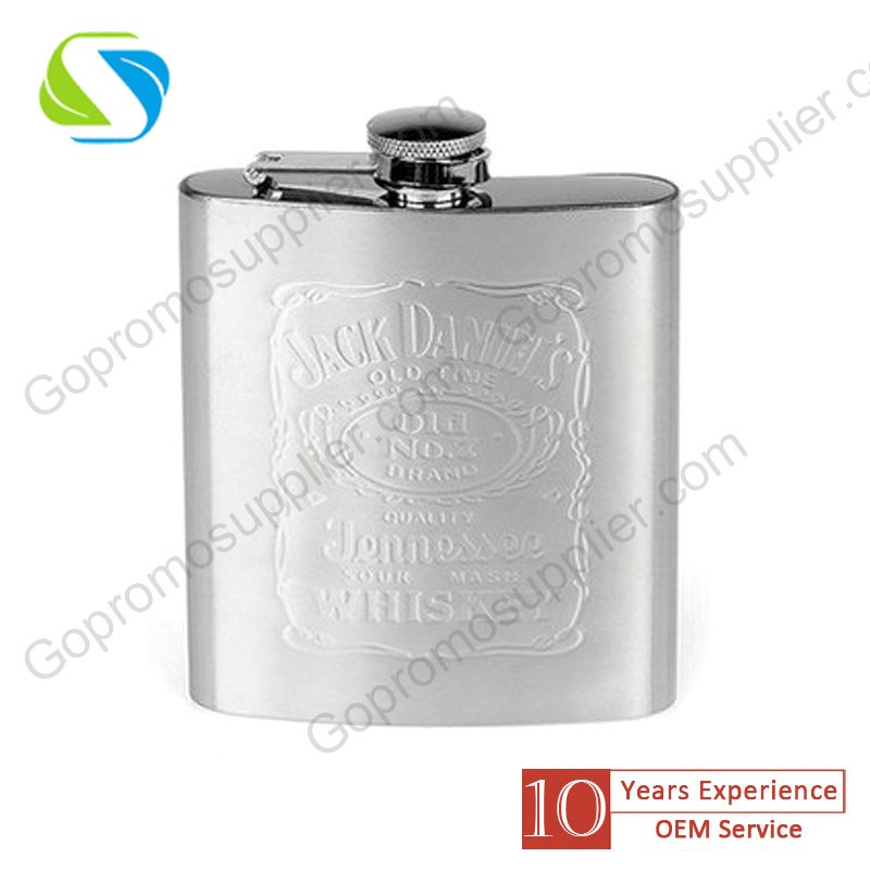 hip flask /liquid flask
