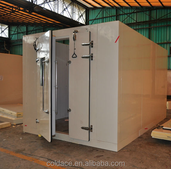 Commercial used cold rooms for sale with Zanotti compressor