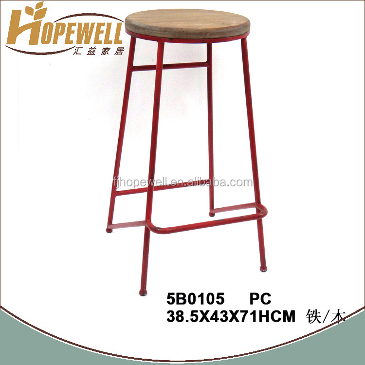 new model bar stool , vintage counter bar stool furniture