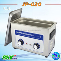 Strong power high frequency cleaner ultrasonic for false teeth cleaning