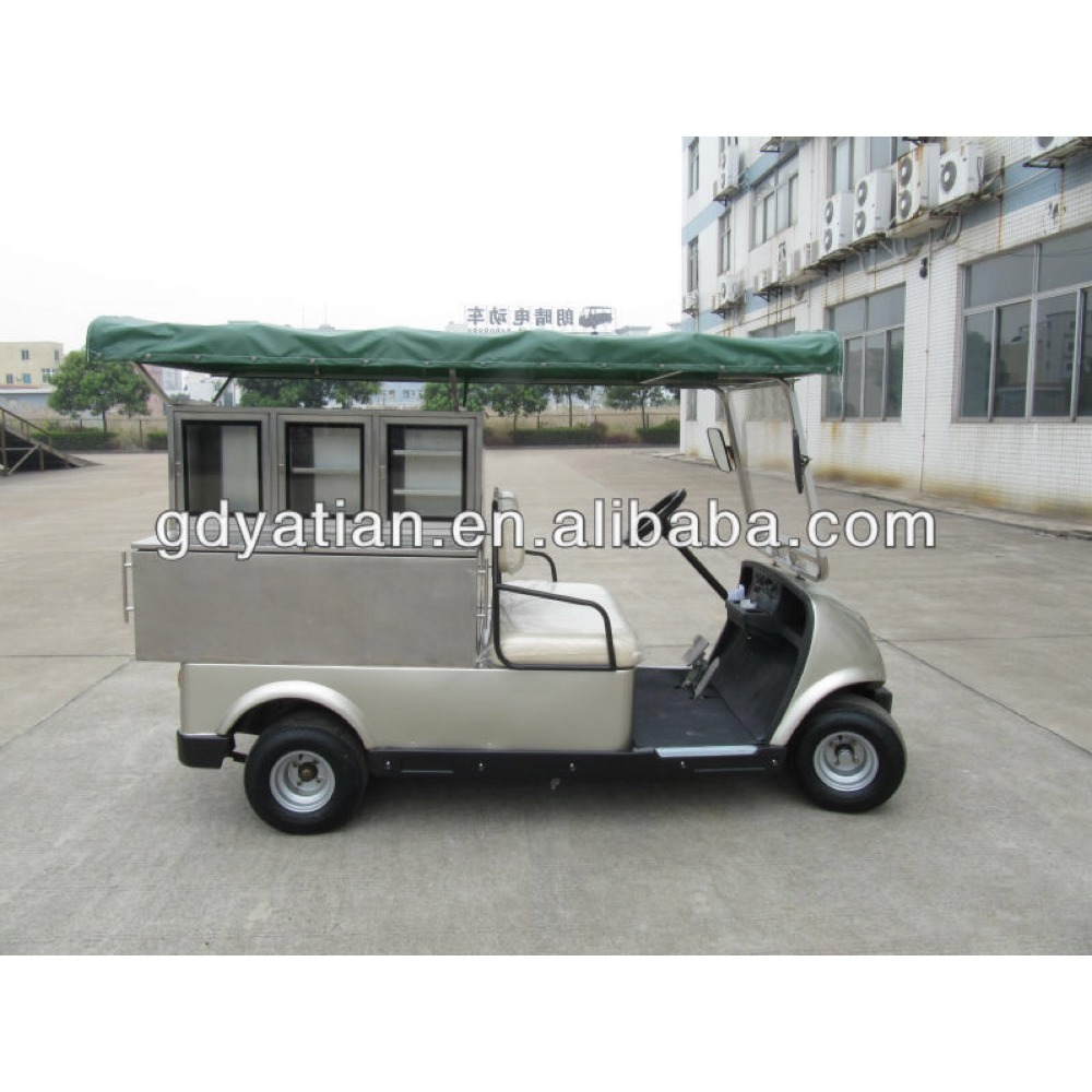 Impressive design electric ice cream car manufacturer in china