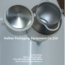 Food Grade Aluminum Storage Can for Milk / Beer / Water