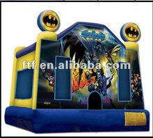 2012 hot sale Batman inflatable jumper/inflatable castle/inflatable house