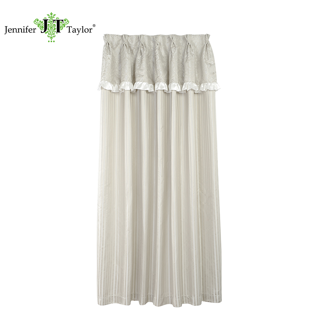 Home decorative new design curtains for home and hotel use