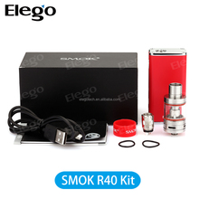 2016 Latest Product Wholesale Price Smok R40 Kit & Kanger Kbox 70W Mod Ready for Wholesale