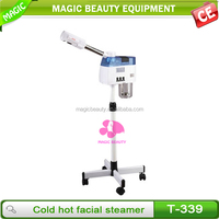 Professional stand used facial steamer for sale cheap beauty salon equipment
