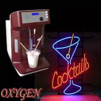 oxygen cocktail mixer/oxygen cocktail device/oxygen cocktail making machine