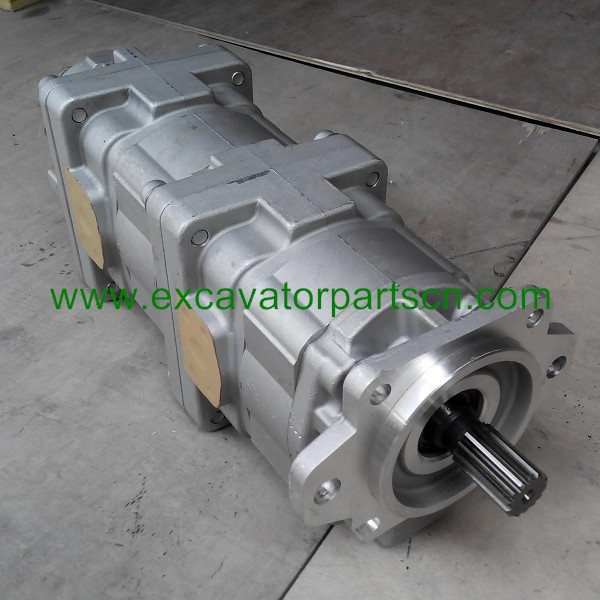WA380-5 705-55-33080 Gear Pump for Wheel Loader