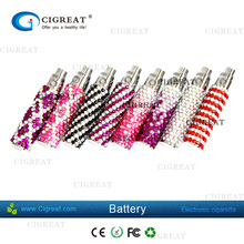 Nice desigh eGo-T battery for electronic cigarette with 6 month of warranty time