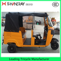 Shineray Tuk Tuk Tricycle for Passenger Motorcycle with Cabin for Sale OEM