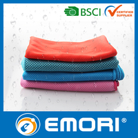 High Elasticity microfiber cooling towel