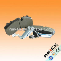 European car vehicles brake pad with lever