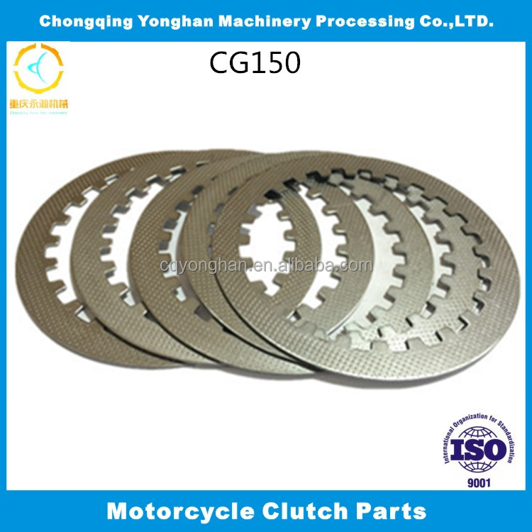 CG150 Unique Motorcycle Accessories Motorcycle Steel Plate OEM Quality