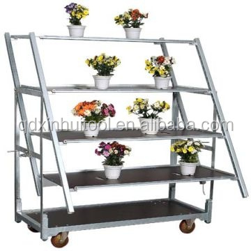 Flower Trolley Danish Cart Danish Trolley