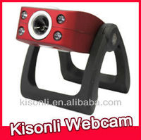 Crystal Clip Webcam suit for Skype, MSN, yahoo ,QQ.video chat
